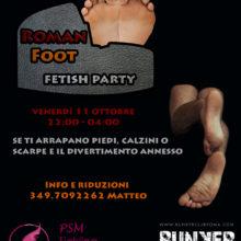Locandina Roman Foot