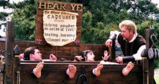 Public-punishment-reenactment